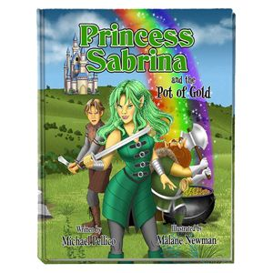 Princess Sabrina and the Pot of Gold