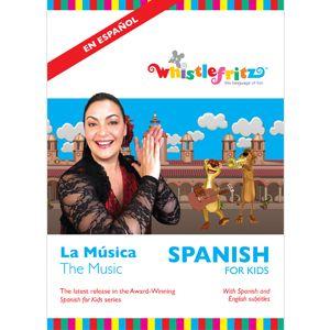 Spanish for Kids: La Música (The Music)