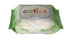Cuties® Baby Wipes