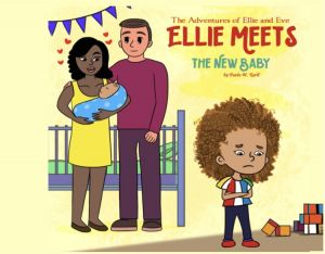 Ellie Meets The New Baby