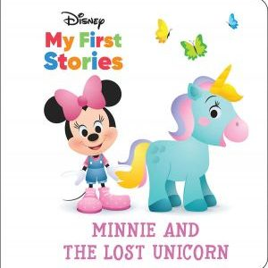 Disney My First Stories: Minnie and the Lost Unicorn