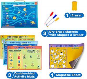 LESA Write and Wipe Activity Kit
