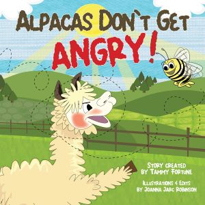 Alpacas Don't Get Angry!