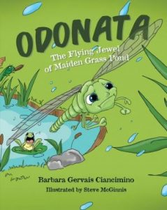 Odonata The Flying Jewel of Maiden Grass Pond