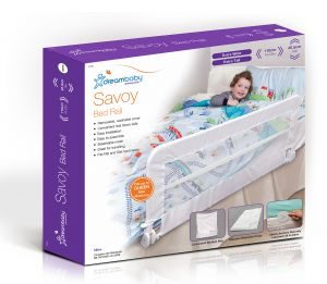 Savoy Bed Rail