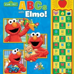 Sesame Street Apple Sound Book