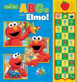 Sesame Street Apple Sound Book