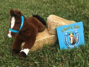 Elliott's Tails: The Adventures of a Baby Horse
