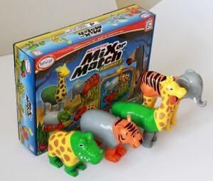 Magnetic Mix or Match Farm / Jungle Animals