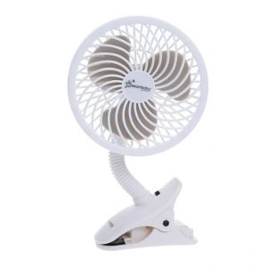 EZY-Fit Deluxe Clip-On Fan
