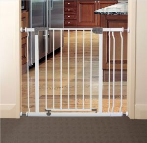 Liberty Auto Close Metal Baby Safety Gate