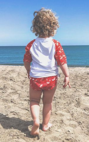 Nageuret Infant Reusable Swim Diaper