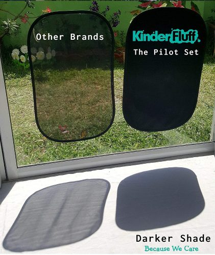 Kinder Fluff Sunshades