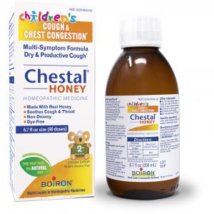 Children's Chestal Honey Cough Syrup