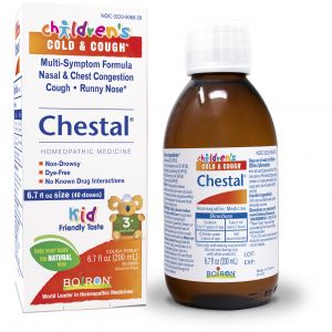 Children's Chestal Cold & Cough Syrup