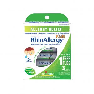 RhinAllergy Kids Pellets (Multi-Dose Tubes)