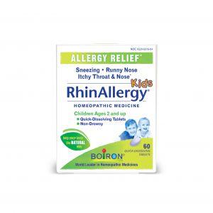 RhinAllergy Kids Tablets