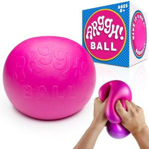 Arggh! Ball Jumbo Color-Changing Stress Ball