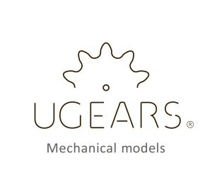UGears Wooden Mechanical Model Amber Box