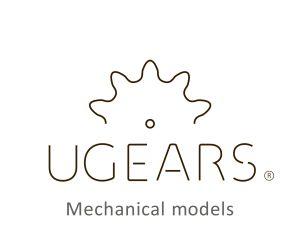 UGears Wooden Mechanical Model Amber Box