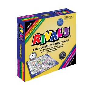RIVAL 5 The Number Strategy Game