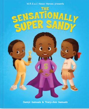 The Sensationally Super Sandy
