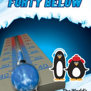 FORTY BELOW - The World's Coolest Card Game