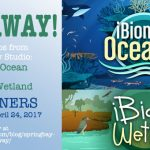Earth Day Themed Giveaway! iBiome Wetland & iBiome Ocean!