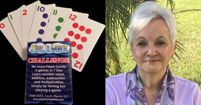 Interview with Lucille Lucy, Creator of Play 'n Learn Games