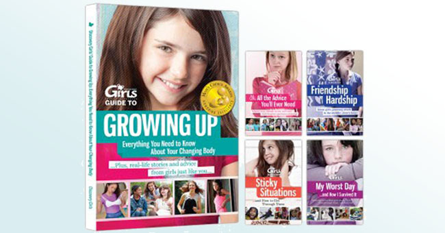 Discovery Girls 5 Book Set Giveaway! Two Winners!