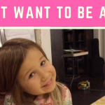 Six-Year-Old Tells Dad It's Hard to Be a Mom (and She's Spot On!)