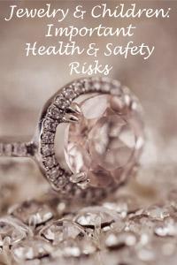 Surprising Safety Risks Lurking In Children's Jewelry