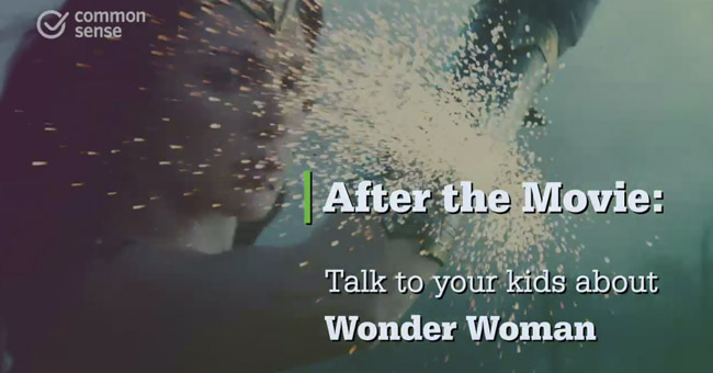 Wonder Woman - Common Sense Media