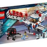 GIVEAWAY: LEGO Movie Flying Flusher Building Experience