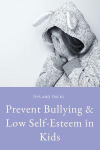 Prevent bulling in kids