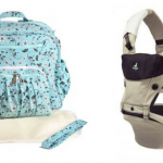 Weekly Roundup: Fashionable Diaper Bags, Carriers & Educational Parenting Books! 7/23-7/29