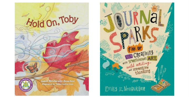 Weekly Roundup: Children's Books on Creative Journaling and the Cycle of Life
