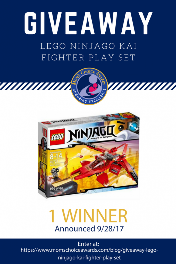 LEGO Ninjago Kai Fighter Play Set