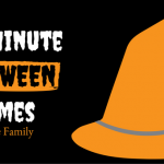 Last Minute Halloween Costumes – 2017