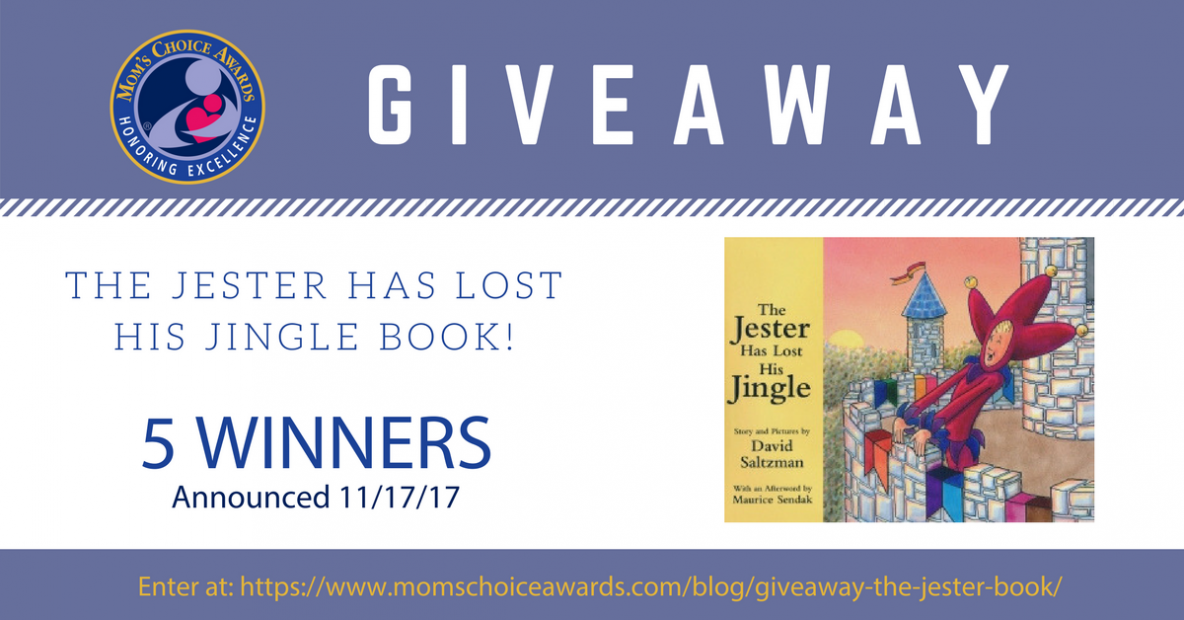 GIVEAWAY: The Jester Has Lost His Jingle Book!