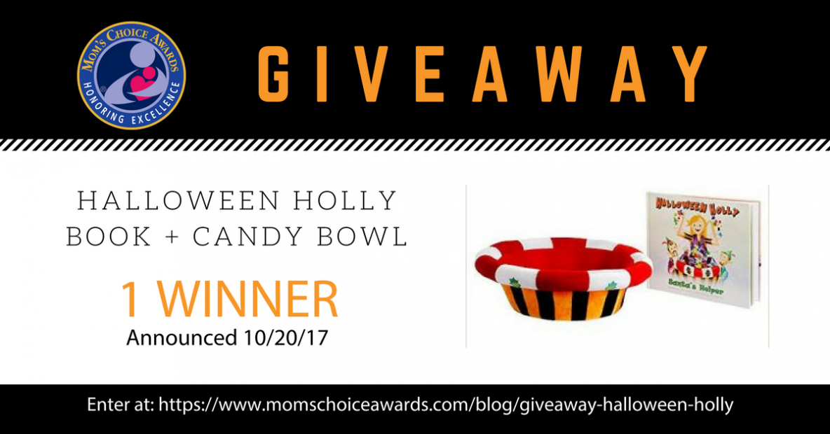 HALLOWEEN HOLLY GIVEAWAY