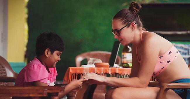 Routine Teach Children English Skills