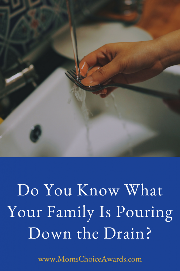Do You Know What Your Family Is Pouring Down the Drain Pinterest