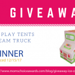 GIVEAWAY: Pacific Play Tents Ice Cream Truck