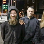 Woman Raises Over $385k for Homeless Man Who Helped Her