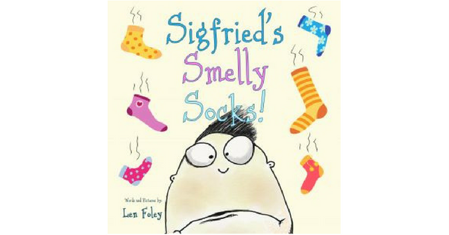 Sigfried's Smelly Socks!