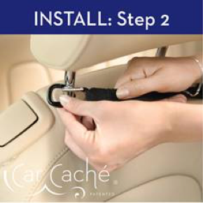 Car Cache Install Step 2