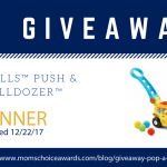 GIVEAWAY: Pop-a-Balls™ Push & Pop Bulldozer™