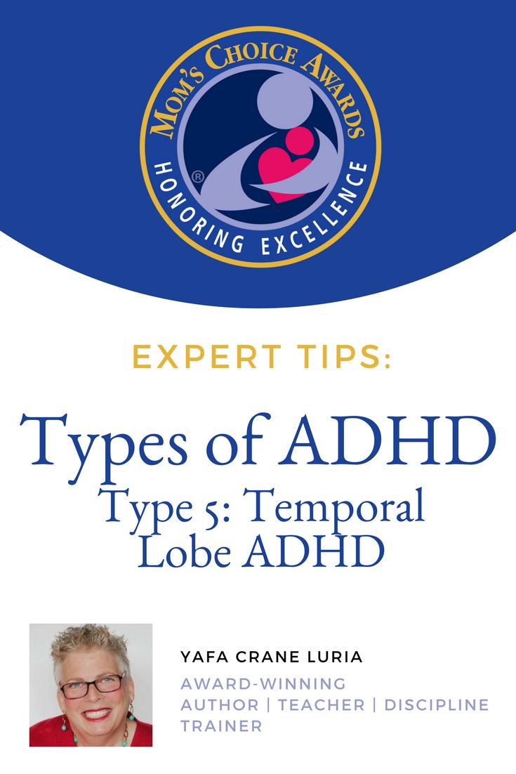 Temporal Lobe ADHD