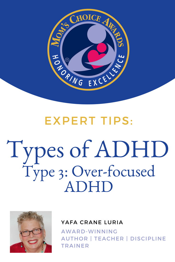 Over-focused ADHD